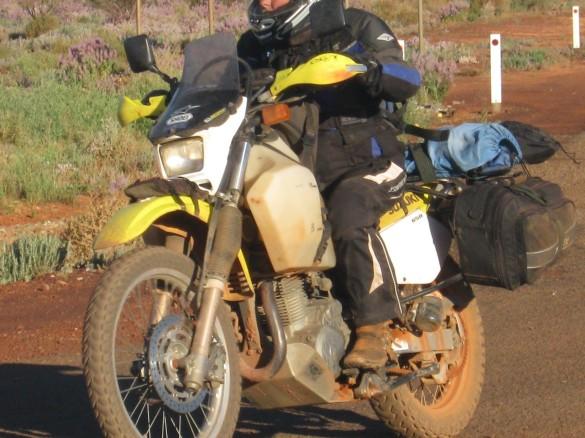2006 Suzuki DR650 - Janet - Shannons Club