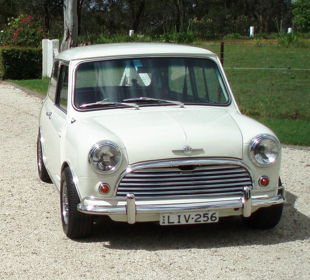 1963 Mini COOPER