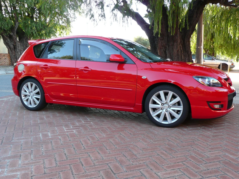 2007 Mazda 3 MPS