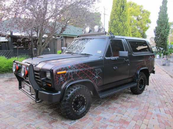 1982 ford bronco 4x4 fpvgtboss shannons club. Black Bedroom Furniture Sets. Home Design Ideas
