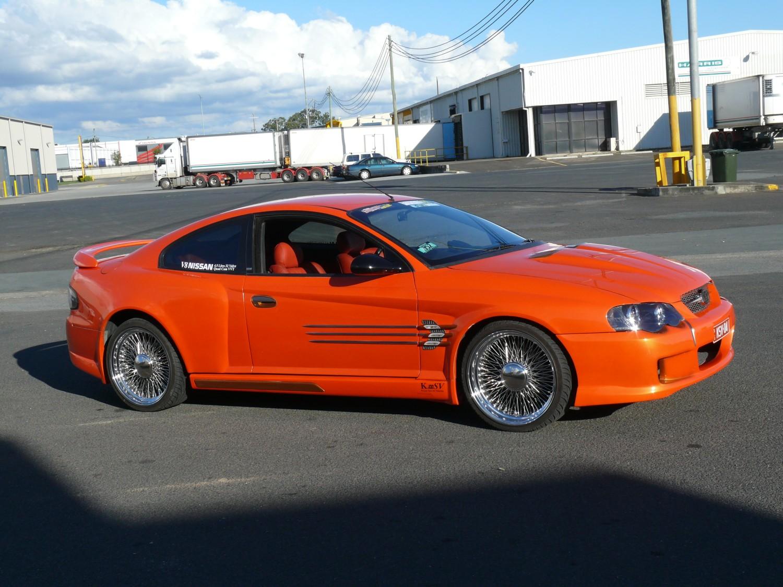 2002 Holden Monaro - alexksv04 - Shannons Club