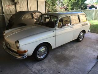 1970 Volkswagen 1600 TYPE 3 Squareback