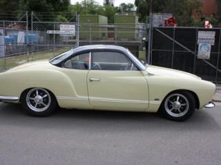 1964 Volkswagen KARMANN GHIA