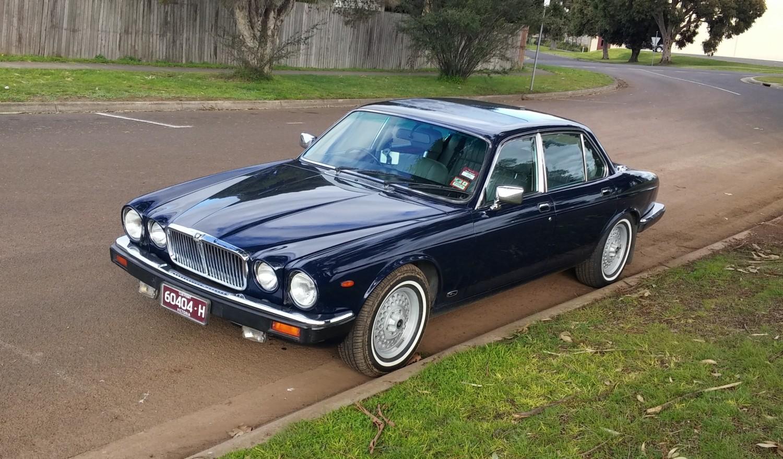 1988 Jaguar Sovereign xj v12 - bernside - Shannons Club