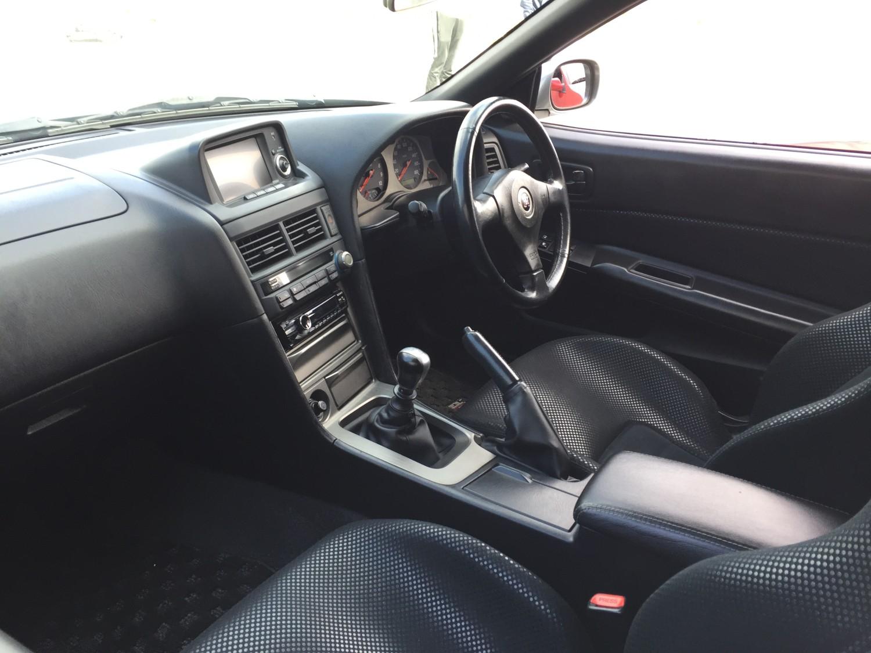2001 Nissan Skyline R34 GTR