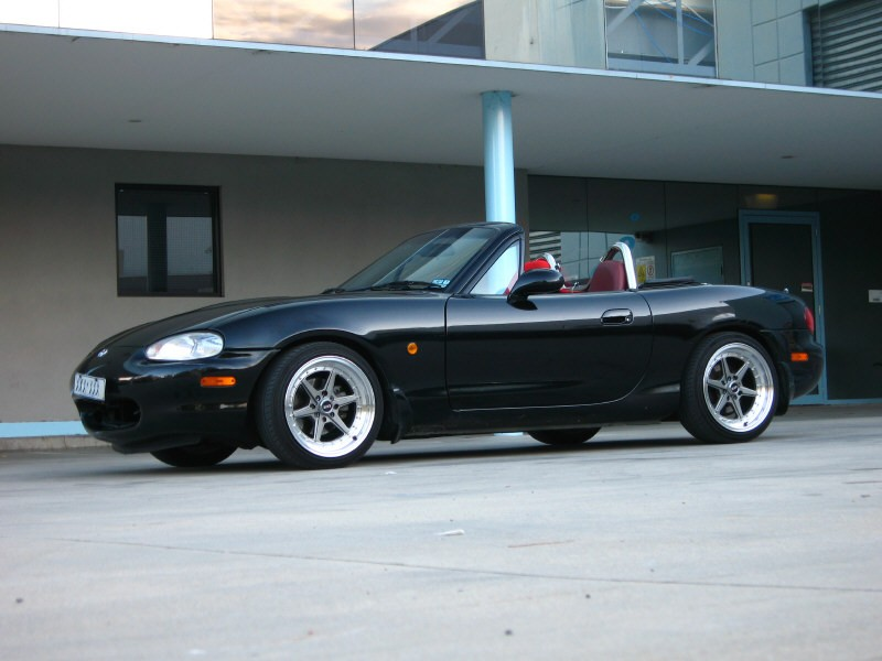 1999 Mazda NB8A MX5