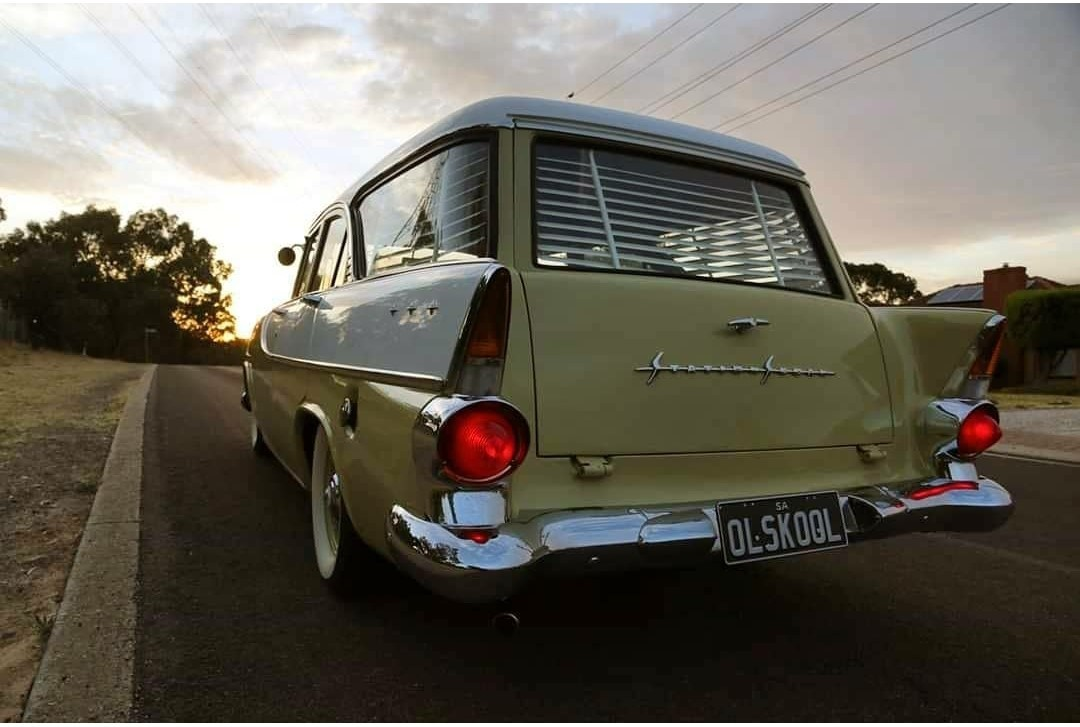 1961 Holden fb special