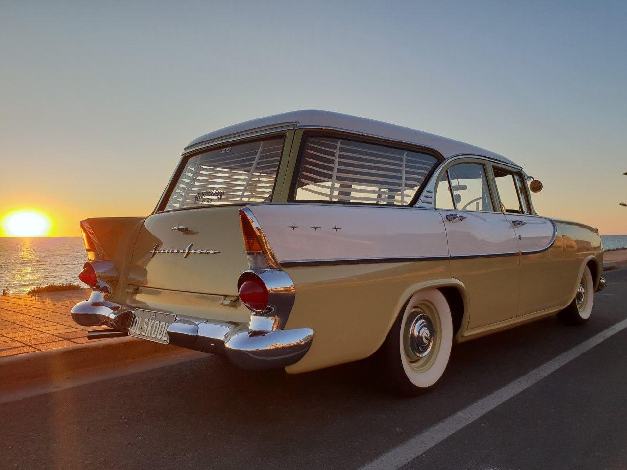 1961 Holden fb special