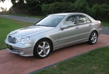 2005 Mercedes Benz C200 Classic Seanjaninebigpondcom