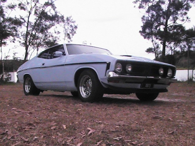1973 Ford XB GS Coupe