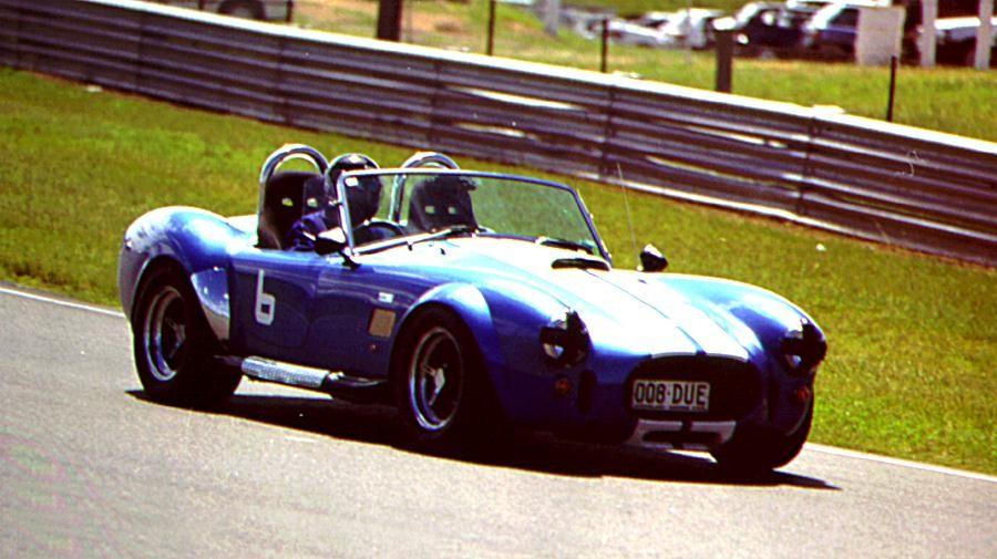 1997 DRB AC Cobra
