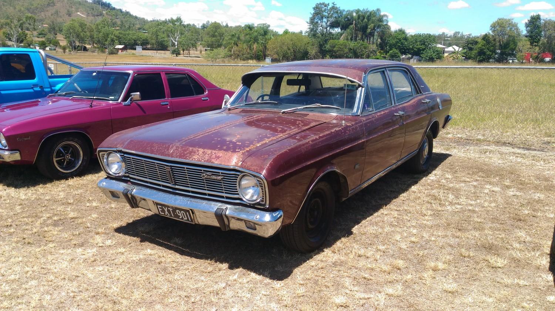 1969 Ford FAIRMONT