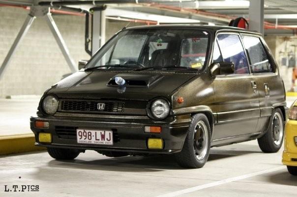 1986 Honda CITY 3D - UTO54 - Shannons Club