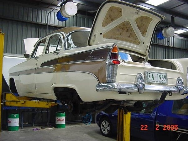 1959 Ford ZEPHYR MKII