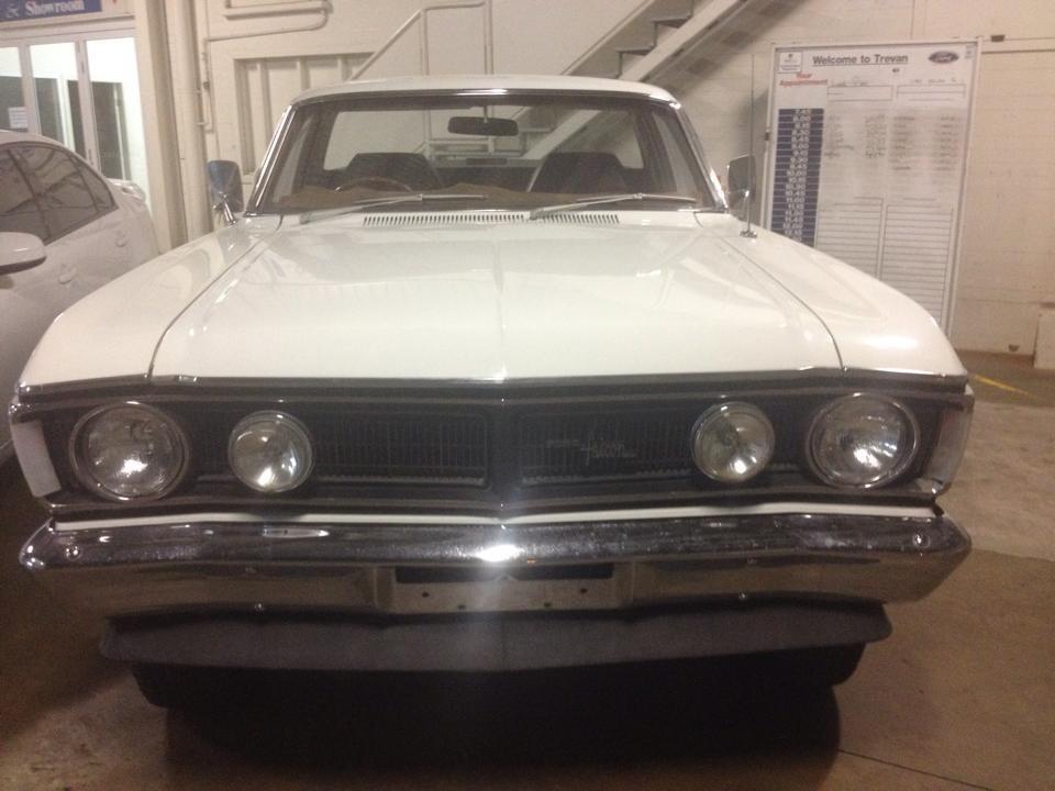 1972 Ford FALCON XY 4X4