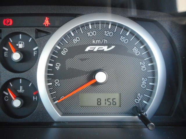 2007 Ford Performance Vehicles GT COBRA