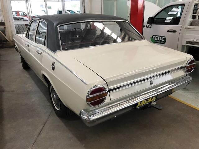 1968 Ford FALCON XT 500