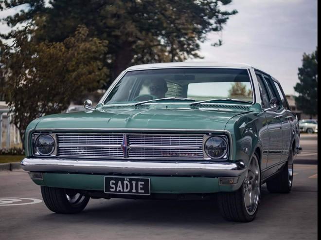 1968 Holden HK Kingswood