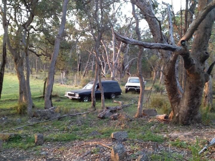 1975 Holden Panelvan