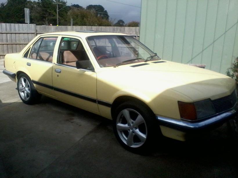 1984 Holden COMMODORE