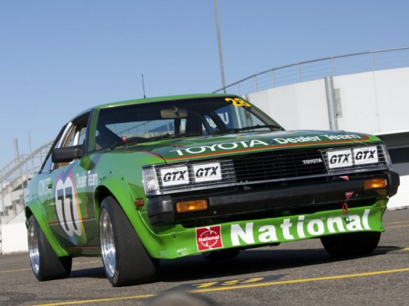 1980 Toyota Celica GT 2000 Group C