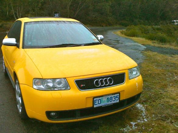 2002 Audi S3 18 Bagoturnips Shannons Club
