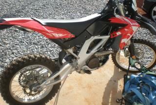 2006 Aprilia RXV 450