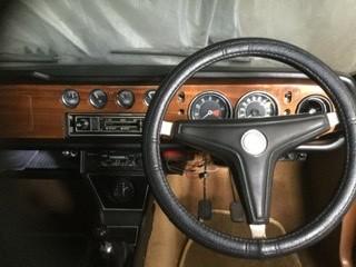 1971 Ford Mark 2 Cortina GTL