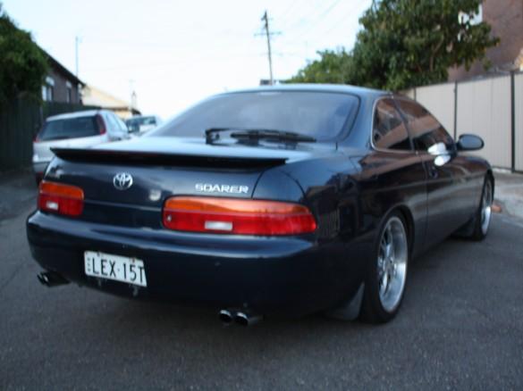 1991 Toyota Soarer Limited Lexus Sc400 Antbanister