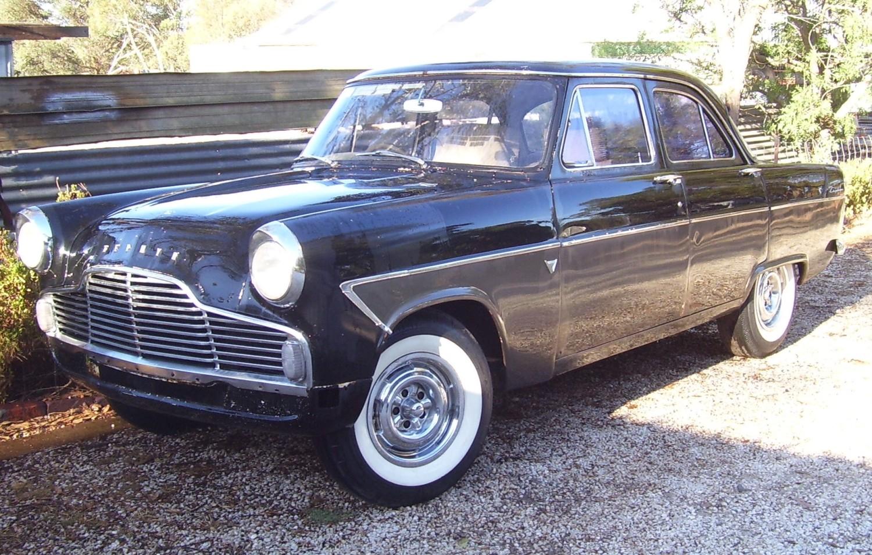 1960 Ford Zephyr