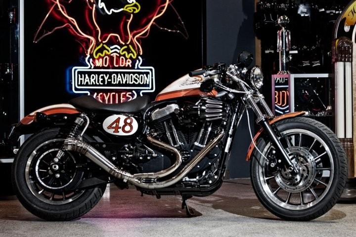 2010 Harley-Davidson 1202cc XL1200X FORTY EIGHT