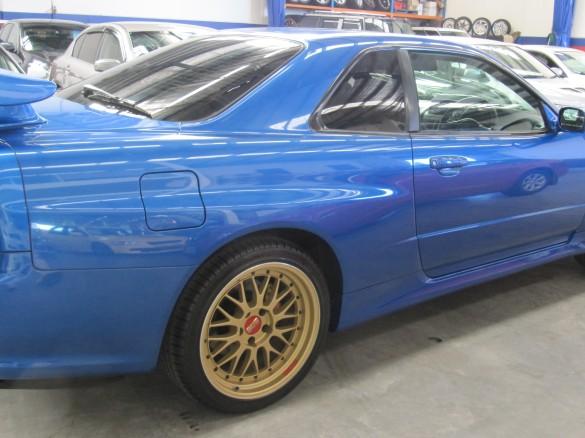 2000 Nissan Skyline R34 Gt R V Spec Initialdg Shannons Club
