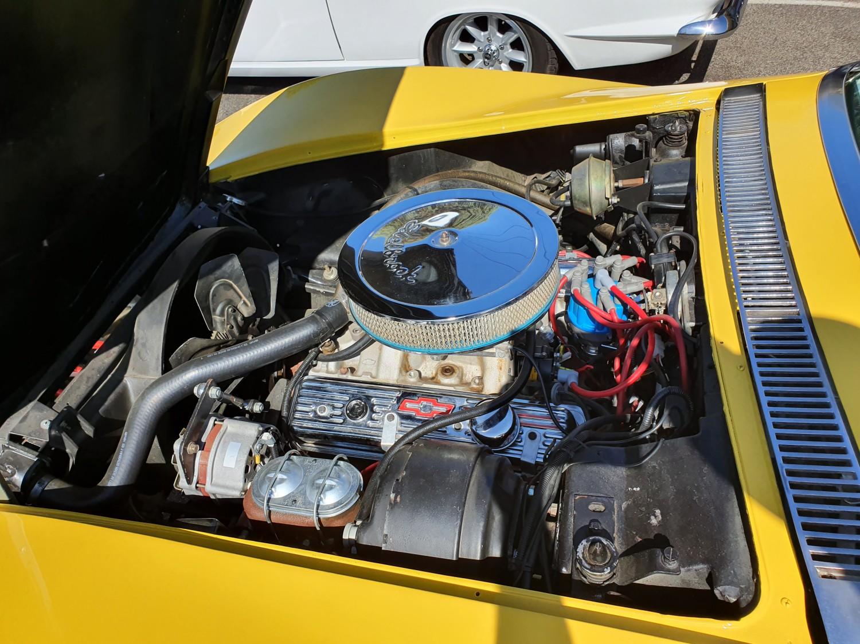 1968 Chevrolet C3 Corvette