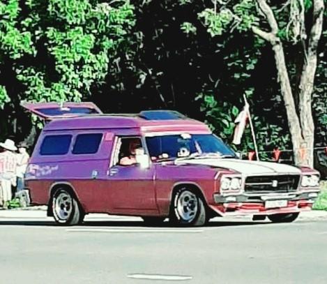 1971 Holden HQ