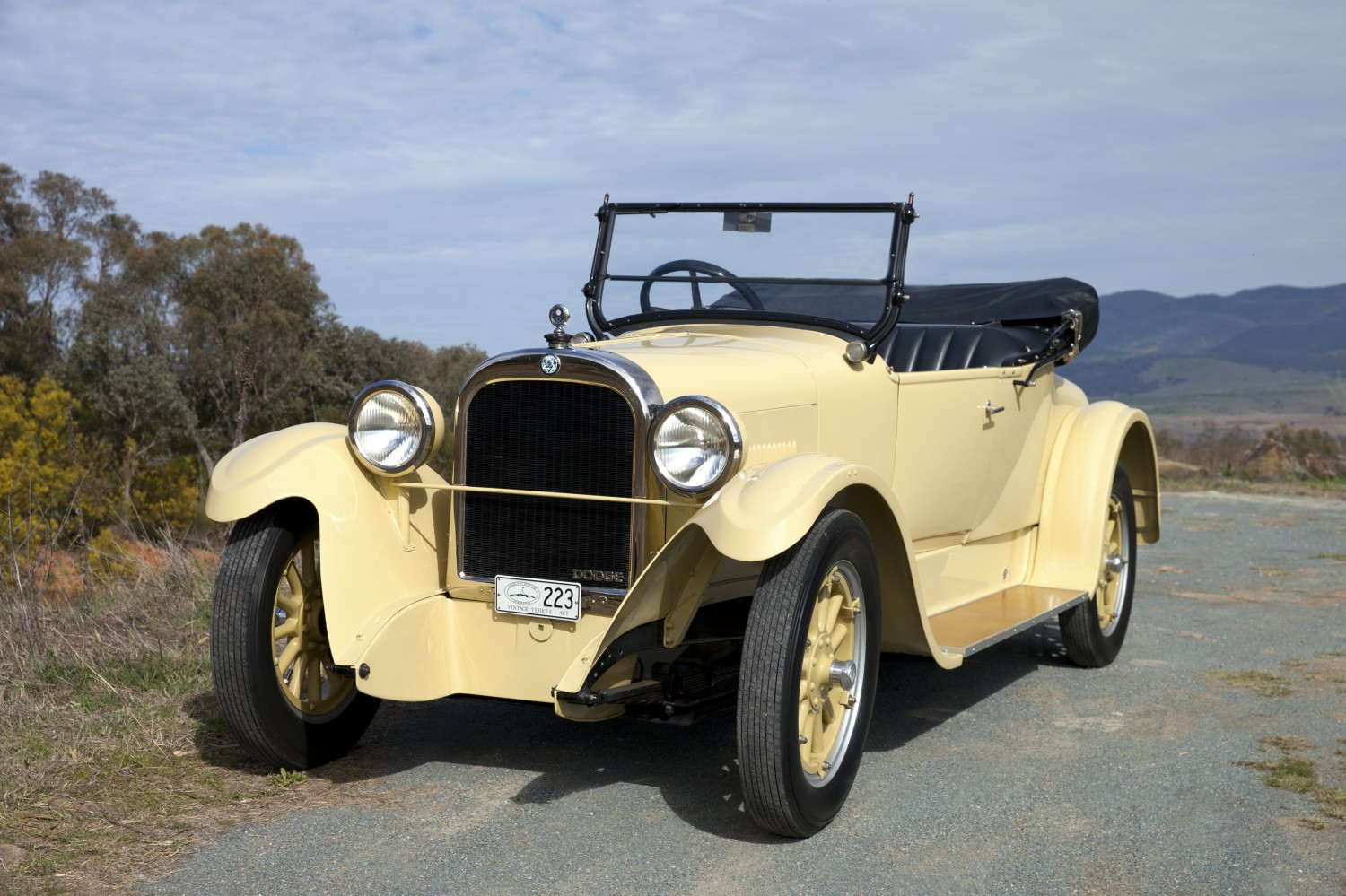 1925 Dodge no model designation