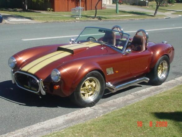 2003 ac cobra kit car barker shannons club. Black Bedroom Furniture Sets. Home Design Ideas