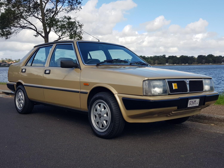 1983 Lancia PRISMA