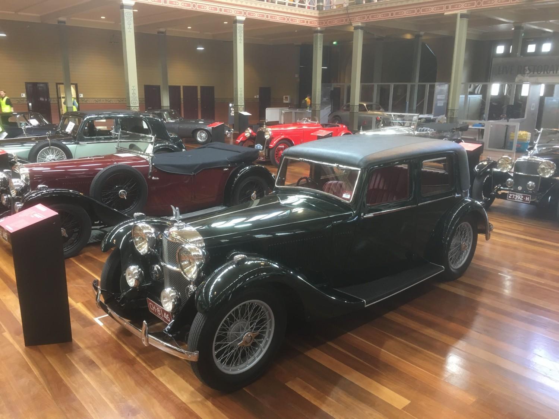 1933 Alvis Speed 20