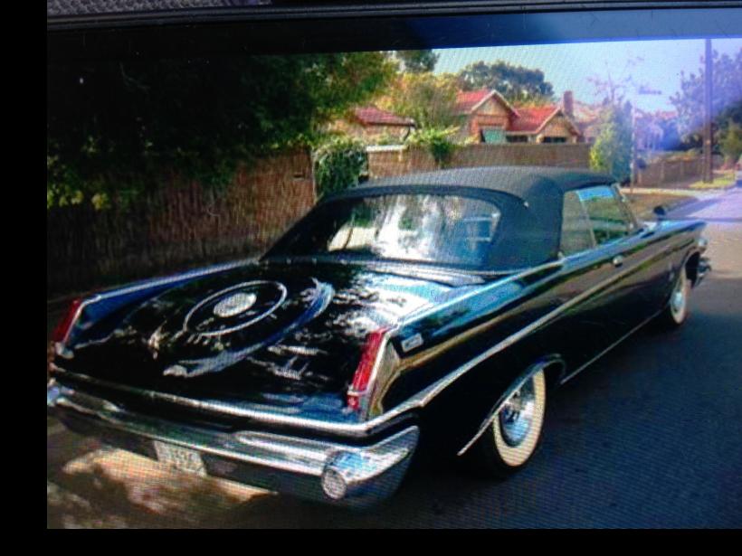 1963 Chrysler Imperial crown