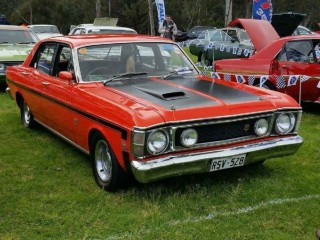 1970 Ford XW GT