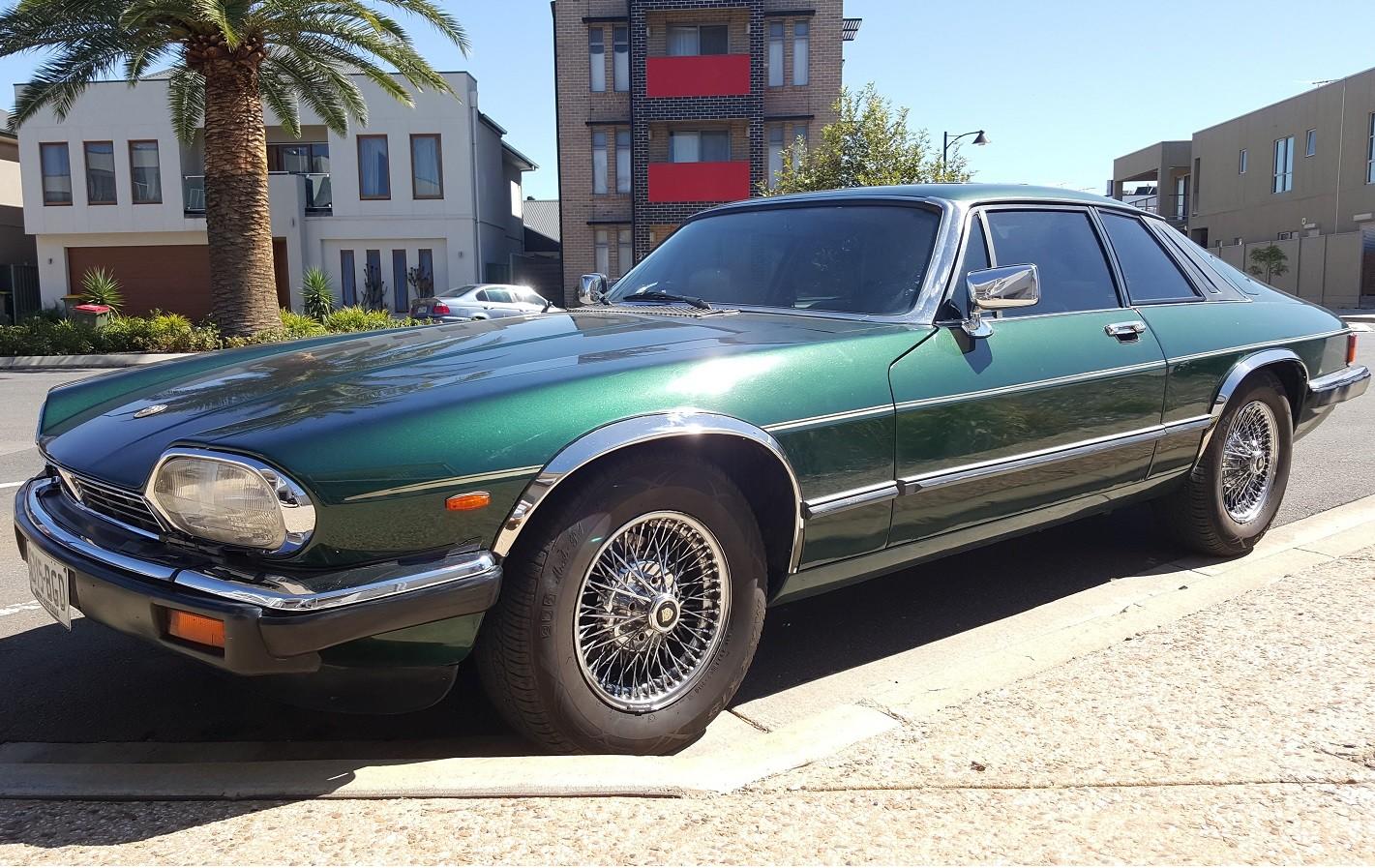 1987 Jaguar XJS H.E. - DSPRADO - Shannons Club