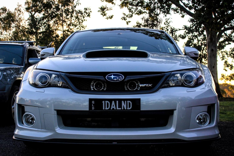2012 Subaru WRX S-Edition