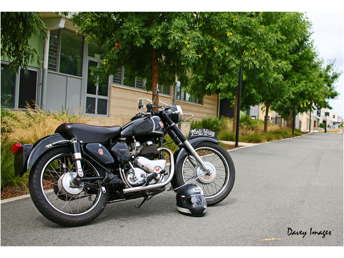 1955 Matchless G9