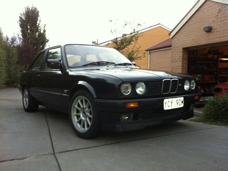 1990 BMW 318is