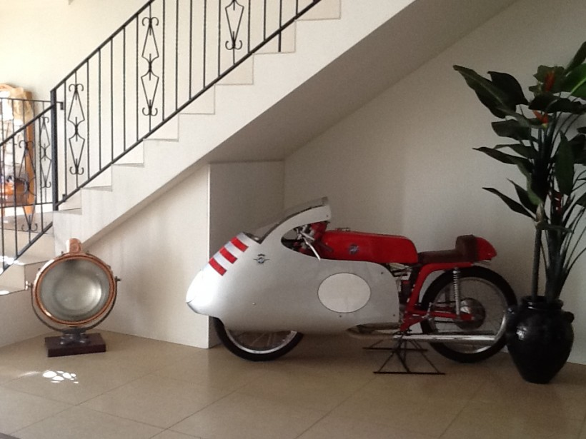 1955 MV Agusta 175 Disco Volante Racing