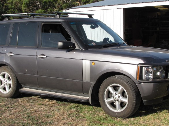2005 range rover l322 td6 hse 33chinacars shannons club. Black Bedroom Furniture Sets. Home Design Ideas