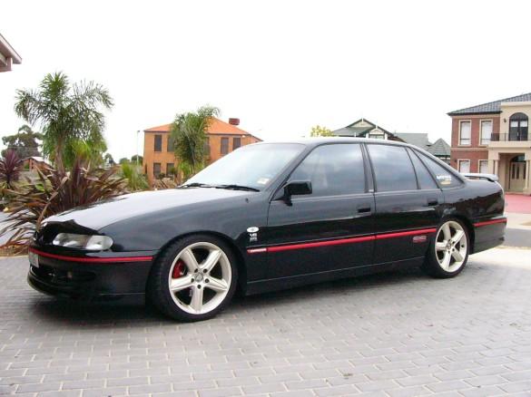 1996 Holden Vs Ss Commodore Paznova Shannons Club