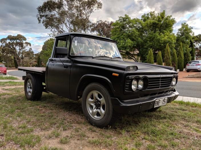 1968 Toyota STOUT