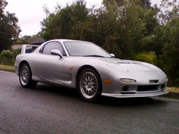 1995 mazda rx7 sp taximan4063 shannons club. Black Bedroom Furniture Sets. Home Design Ideas