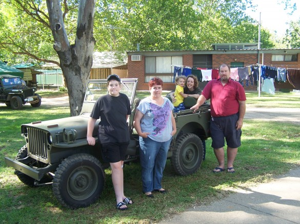 1943 Willys Mb Jeep Lovesfords Shannons Club